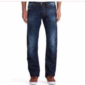 Diesel Safado Stretch Slim Straight Leg Jeans